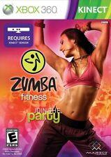 Zumba Fitness - Xbox 360 Game