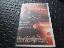 BlackJack - Dolph Lundgren - 1998 big box ex rental