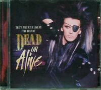 Dead Or Alive - That'S The Way I Like It: The Best Of Cd Perfetto