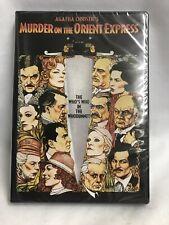 Murder On The Orient Express DVD 1974 Widescreen Agatha Christie Finney New
