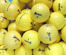 20 Srixon AD333 Yellow Golf Balls Pearl/A Grade