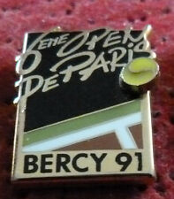 PIN'S TENNIS 6 EME OPEN DE PARIS BERCY 91 ARTHUS BERTRAND