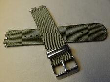 High Quality Southern Straps Nylon Khaki Army Green 22mm Smartwatch Watch Band