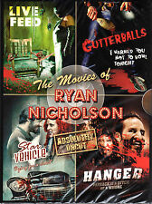 Movies of Ryan Nicholson Collection , 100% uncut , Gutterballs , Star Vehicle