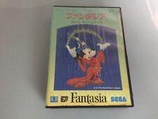 Sega Megadrive Rambo 3 III JP Japan Boxed W/ Manual Good Cond