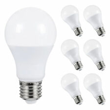 Ecostar A Bulb LED Day Light 60 Watts Technology 6 Pack