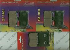 Yamaha Disc Brake Pads BT1100 2002-2005 Front & Rear (3 sets)