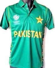 2017 Official Pakistan ICC Champions Trophy Cricket Shirt SIZE M L & XL CHEAPEST