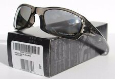 OAKLEY Fives Squared POLARIZED Sunglasses Grey/Black Iridium NEW MPH OO9238-2354