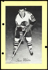 1945-1964 BEEHIVE GROUP 2 STAN MIKITA CHICAGO BLACK HAWKS HOCKEY PHOTO