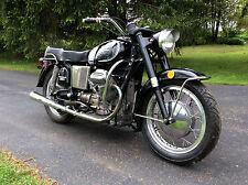 1973 Moto Guzzi El Dorado