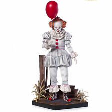 IT Pennywise Deluxe Fine Art Scale 1/10th Statue No box