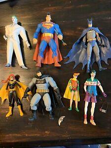DC Direct Dark Knight Returns & Killing Joke Lot Batman Joker Superman Robin