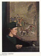 Photogravure - 1935 - Arnold Genthe