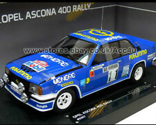 Opel Ascona 400 Rally Limited Edition 1981 Monte Carlo 1:18 Diecast Model Car