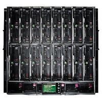 8 x HP ProLiant BL460c 2 x Quad-Core Xeon 3.0Ghz BL c7000 Blade Server System