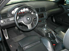 Exceptional BMW OEM E46 3 Series Coupe Convertible 2000 2006 Titanium Line Interior  Trim Kit (Fits: BMW M3) Nice Design