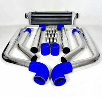 Ladeluftkühler Kit 3 63mm VR6 G60 R32 G40 1.8T Turbo Sprinter GLader intercooler