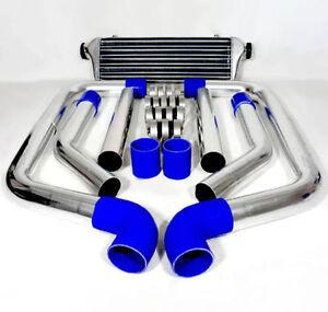 Ladeluftkühler Kit 63mm VR6 G60 R32 G40 1.8T Turbo Sprinter Lader intercooler G