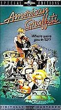 American Graffiti (VHS, 1998, 25th Anniversary Special Edition Clamshell) NEW