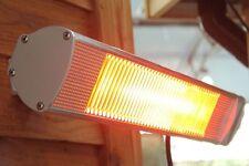 2000 Watt ALU Heizstrahler Terrassen Wärmestrahler Infrarot Heatstrip Strahler