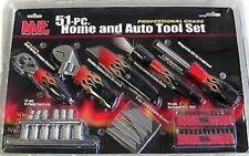 MIT 51pc Home and Auto Tool Set Professional Grade  #MIT18765