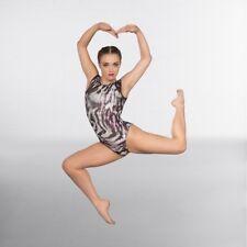 1st Position Eclipse Sleeveless Gymnastics Leotard
