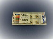 10st Seco Wendeplatten DCMT 070204-MF ,CP500  Wendeschneidplatten