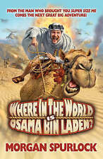 Where in the World is Osama bin Laden?, Morgan Spurlock, New Book