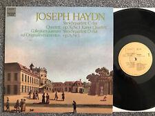 Haydn - String Quartets Op.76 Nos. 3 & 5 - DHM stereo LP - 1C 065-99 876
