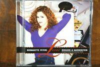 Bernadette Peters Loves Rogers & Hammerstein  -  CD, VG