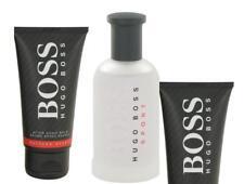 HUGO Boss Bottled Sport 50ml EDT Spray, 50ml Shower Gel, 50ml Aftershave Balm