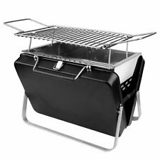 Grill Bbq Charcoal Foldable Portable Stainless Steel Camping Outdoor Picnic Tool