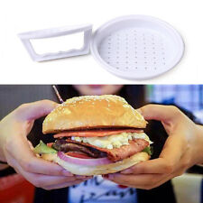 1Set HOT Hamburger Mold Meat Beef Grill Burger Maker Cooking DIY Tools Kitchen
