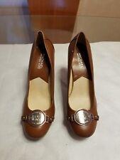 Michael Kors Brown Leather Pumps size 7,5