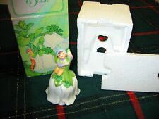 Vintage 1983 ~ Avon Good Luck Bell (Leprechaun) ~ New In Box ~ Free Shipping