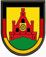 Wappen von Gevelsberg Aufnäher, Pin, Aufbügler