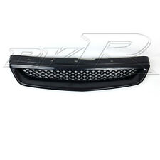 Honda civic ABS black front grill EK EK9 JDM TYPER 99-00 VTi 2-/3-/4-door