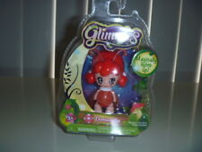 Glimmies - Single Blister Pack - DOTTERELLA Red Light-up in the Dark New