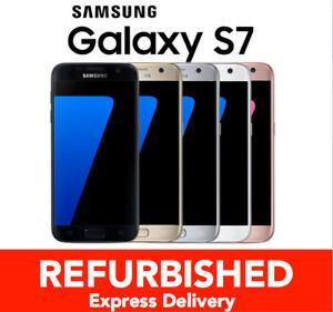 100% GENUINE Samsung Galaxy S7 32GB SMG930 100% Unlocked Smartphone
