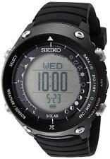 40e7a0d689a Seiko Solar Masculino Relógio Prospex sbem Terra Tracer 20BAR 003 Novo Com  Rastreamento