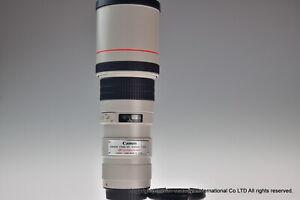 Canon EF 400mm f/5.6L USM Excellent