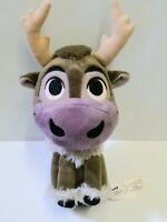 Disney Funko Frozen Sven the Reindeer Plush Stuffed toy figure Purple 10 inches
