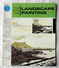 The Art Of LANDSCAPE PAINTING - Oil, Watercolor and Acrylic - Grumbacher Library