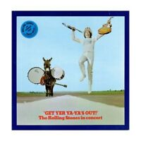 LP The Rolling Stones in concert-Get yer ya-ya' out