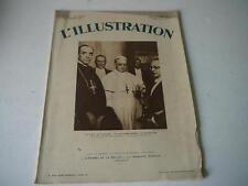 L'Illustration n° 4590.21.02.1931 La TSF au Vatican  Mgr Pacelli et Marconi