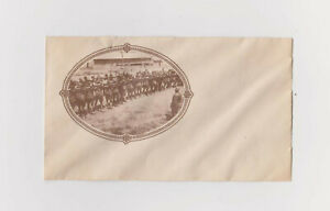 US/Canada 1 envelope Mexican Border War 1916 Nice Rare