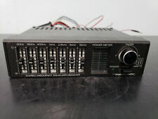 Vintage Realistic Equalizer / 40 Watt Booster Model 12-1871 Car Stereo Add On