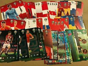 UEFA Euro 2020 Adrenalyn XL Cards FOOTBALL CHOOSE YOUR CARDS BUY 4 GET 10 FREE
