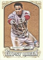 2014 Topps Gypsy Queen Baseball #13A Xander Bogaerts RC Boston Red Sox